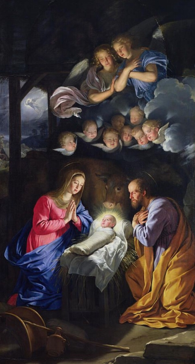 Phillippe de Champaigne - The Nativity